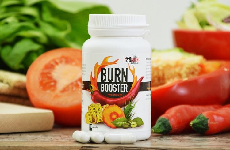 BurnBooster test