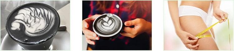 Black Latte effekte