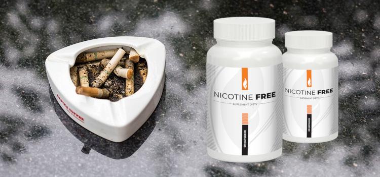 Nicotine Free test